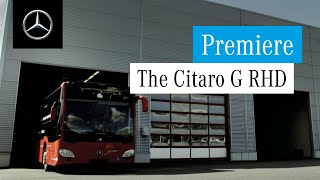 Download Mercedes-Benz Buses | Citaro G RHD Japan Video