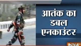 Download Militants Lobbed Grenades and Opened Fire at the Army Unit in Nagrota Video