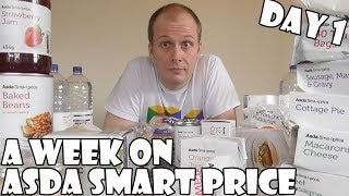 Download A Week On Asda Smart Price DAY 1 Video