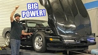 Download My Dads Legendary Corvette Hits The Dyno After 20 Years! What Will It Make? Video