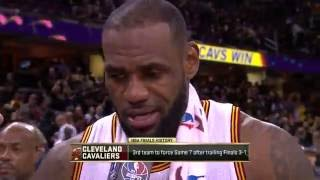 Download Warriors vs Cavaliers: Game 6 NBA Finals - 06.16.16 Full Highlights Video