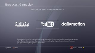Download How to stream on Youtube and Twitch on the PS4! How to Broadcast on the PS4 for Twitch and Youtube! Video