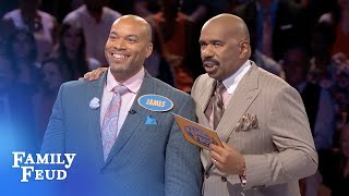 Download Will the Davis family GET IT DONE? | Family Feud Video