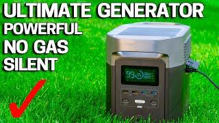 Download Ultimate Home Generator? - Ecoflow Delta / Portable Backup Power Video