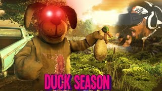 Download THE MOST DISTURBING GAME OF THE YEAR.. | Duck Season (Canon ENDING) Video