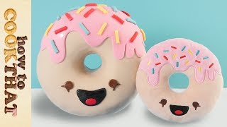 Download Kawaii Donut Cake 3D How To Cook That Ann Reardon Video