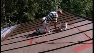 Download Тikkurila советы по окраске - Окраска металлических крыш Video
