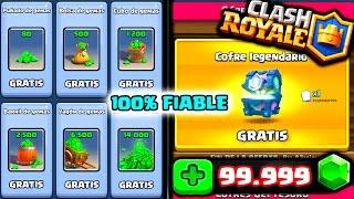 Download ¡¡CONSEGUIR GEMAS GRATIS ES POSIBLE!! | ¡Gemas para Clash Royale, Castle Clash y más! Video