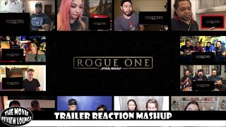 Download Rogue One: A Star Wars Story - Official Trailer (Reaction Mashup) Video