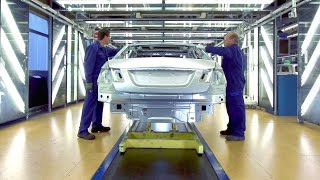 Download The Sindelfingen plant: Quality as a driving force - Mercedes-Benz original Video