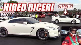 Download I Was Hired To Drive an Import... Cleetus Powered Supra vs. Corvette, Mustang and GTR! Video