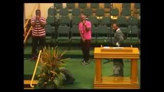 Download Cooper Temple COGIC - Pastor Tim Rogers and the Fellas ″He Will Supply″ Video
