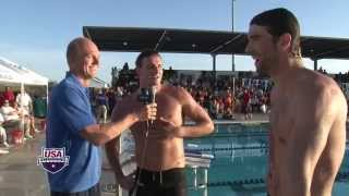 Download The Phelps Comeback: Phelps vs. Lochte in 100m Butterfly - Arena Performance of the Month Video