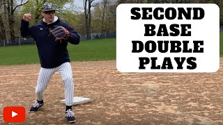 Download Double Play Footwork for Second Baseman Video