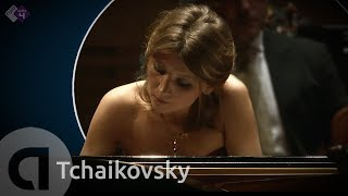 Download Tchaikovsky: Piano Concerto nr. 1 - Sofia Vasheruk (piano) - Finale YPF - Live Concert - HD Video