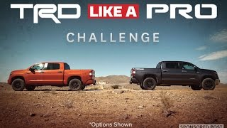 Download TRD Like A Pro Challenge Video