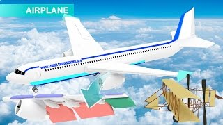 Download How do Airplanes fly ? Video