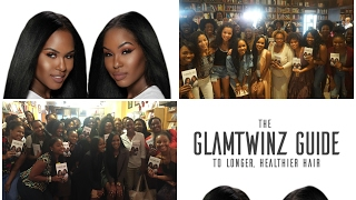 Download The GlamTwinz Guide GLOBAL BOOK TOUR (COMING TO A CITY NEAR YOU!) Video