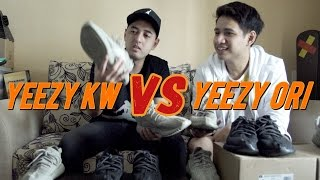 Download BEDANYA YEEZY BOOST 350 YANG ORI & YANG KW #KemTalks Video