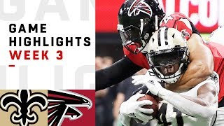 Download Saints vs. Falcons Week 3 Highlights | NFL 2018 Video
