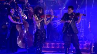 Download Ara Malikian Symphonic. Pisando flores. Live at Las Ventas Madrid Video
