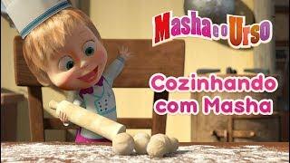 Download Masha e o Urso - Cozinhando com Masha 🍔 Video
