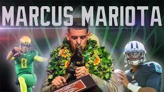 Download The Marcus Mariota Story: The Greatest Everᴴᴰ Video