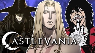 Download If you like Castlevania, you need to see these 5 Movies or Series Video