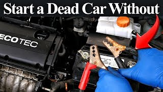 Download 3 Easy Tricks To Start a Dead Car - Without Jumper Cables Video