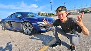 Download WE TRADED SUPERCARS!!! Video