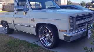 Download 1987 chevy c10 silverado Video