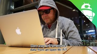 Download How easy is it to capture data on public free Wi-Fi? - Gary explains Video