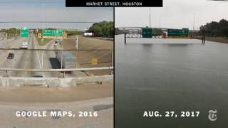 Download Houston, Before and After Harvey Video