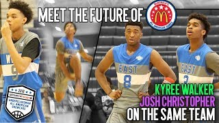 Download MEET THE BURGER BOYS OF THE FUTURE!!! Top Underclassmen IN THE COUNTRY Put On A SHOW At UCAAG!! Video