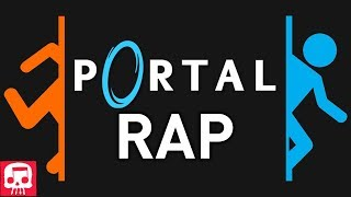 Download PORTAL RAP by JT Music (feat. Andrea Kaden) - ″As One Door Closes″ Video