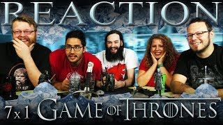Download Game of Thrones 7x1 PREMIERE REACTION!! ″Dragonstone″ Video