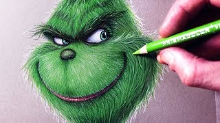 Download Let's Draw THE GRINCH - FAN ART FRIDAY Video
