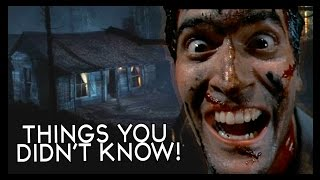 Download 7 Things You (Probably) Didn't Know About The Evil Dead! Video