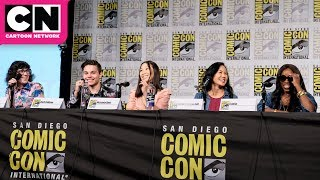 Download Steven Universe Panel at San Diego Comic-Con 2018 | Cartoon Network Video