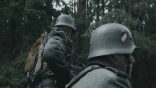Download German motorcycle soldiers killed by a Russian soldier.wmv Video