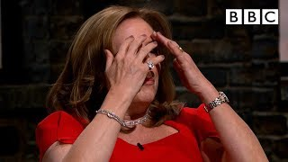 Download Dragons fight back tears after powerful pitch | Dragons' Den Video