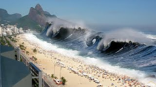 Download 5 Biggest Tsunami Caught On Camera Video