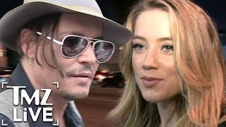Download Amber Heard: Johnny Depp Is Scared (TMZ Live) Video