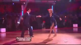 Download Florence Henderson & Corky Ballas Cha Cha Video