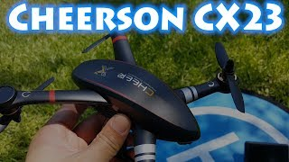 Download Cheerson CX23 Tiny GPS Drone Review 🚁✔ Video