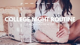 Download My College Night Routine 2017! Video