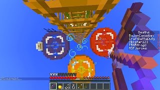 Download Minecraft 1.8 KING OF THE LADDER #1 with Vikkstar & Jerome, Mitch, Preston & Lachlan Video