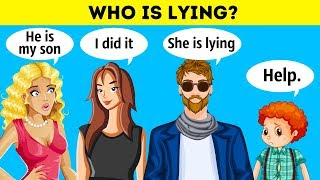 Download 8 RIDDLES AND ANSWERS TO SHARPEN YOUR LOGIC Video