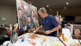Download The Art of Painting: A Conversation with President Bush's Art Instructors Video