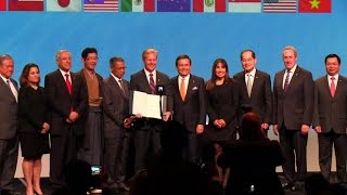 Download Demise of TPP could open door to China-led trade deal Video